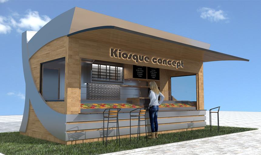 Kiosque Concept